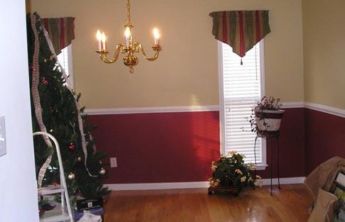 Christmas Diningroom